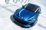Обновленная Mazda 3 с новым двигателем Skyactiv-GНаписал Rain