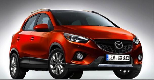 Mazda создаст мини-кроссовер CX-3
