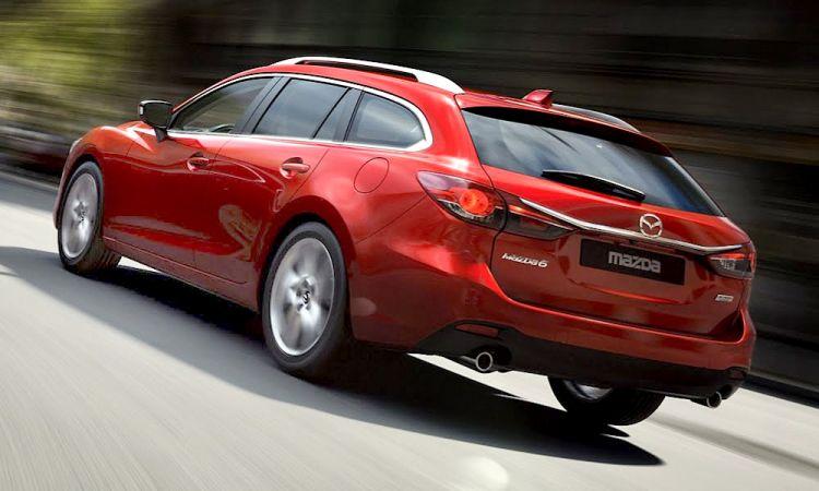 Mazda опубликовала видео с торжественной церемонии запуска «шестёрки»
