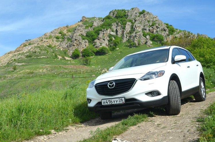 Mazda CX-9 - отличный вариант для человека со вкусом