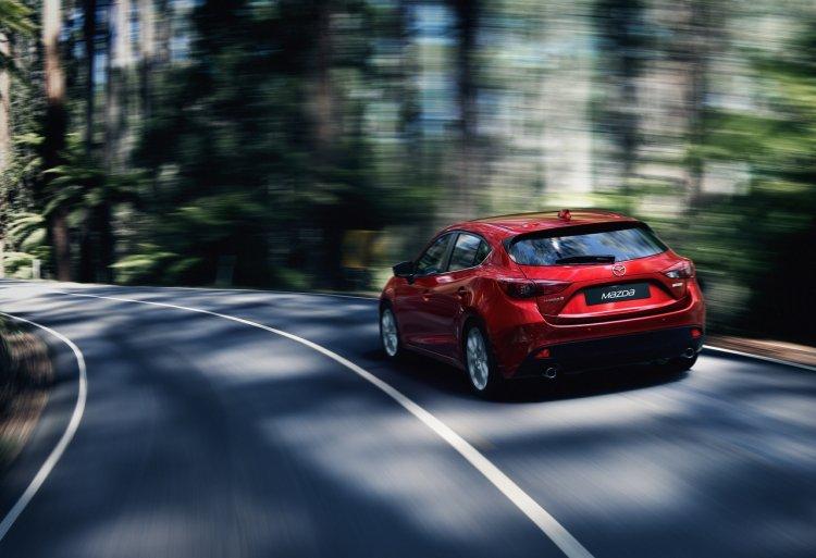 Миру представили новую Mazda3