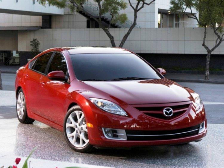 Объявлены цены на Mazda6