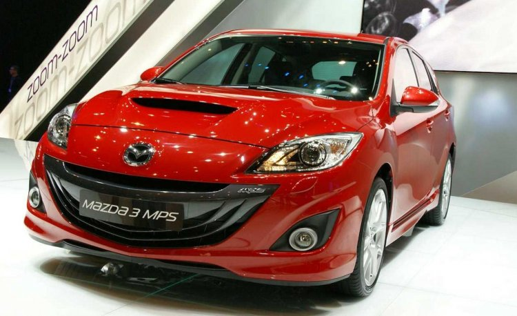 Mazda 3 MPS: тропой Honda