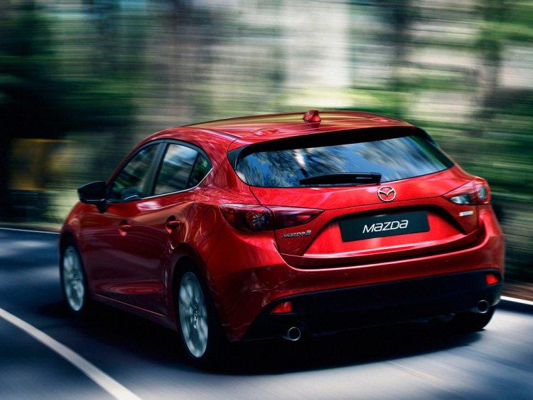 Mazda3 официально представлена