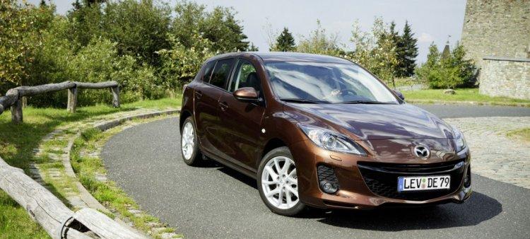 Новая Mazda3 может появиться у дилеров этой осенью