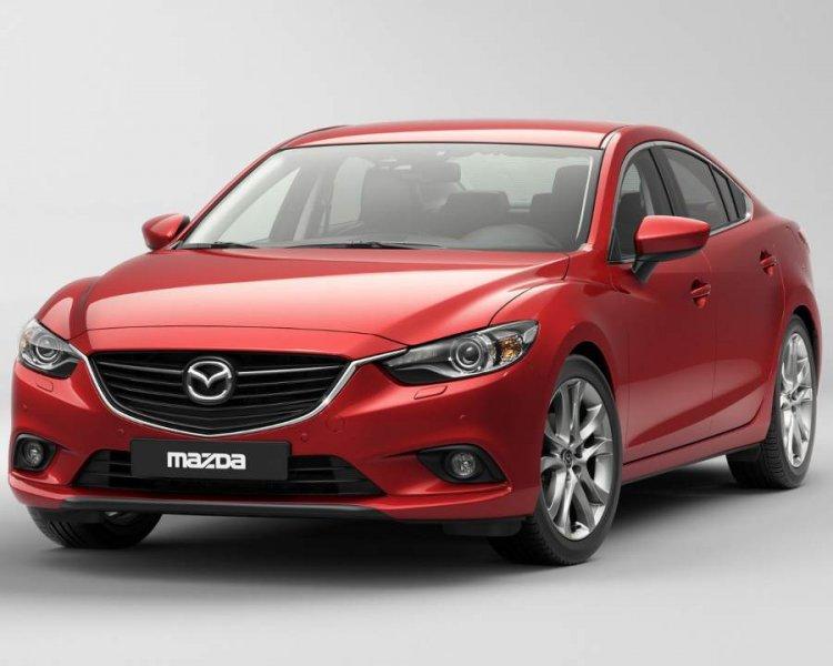 Начались продажи третьего поколения Mazda 6