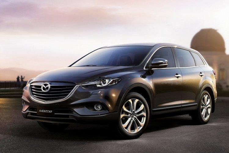 Mazda увеличила продажи более чем на четверть