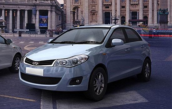 Чери Вери - автомобиль достойного качества по выгодной цене