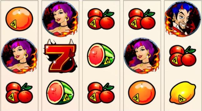 Автоматы онлайн в казино